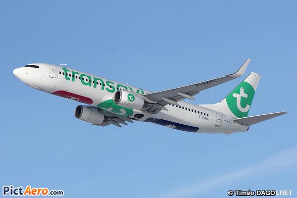 Boeing 737-84P/WL (Transavia France)