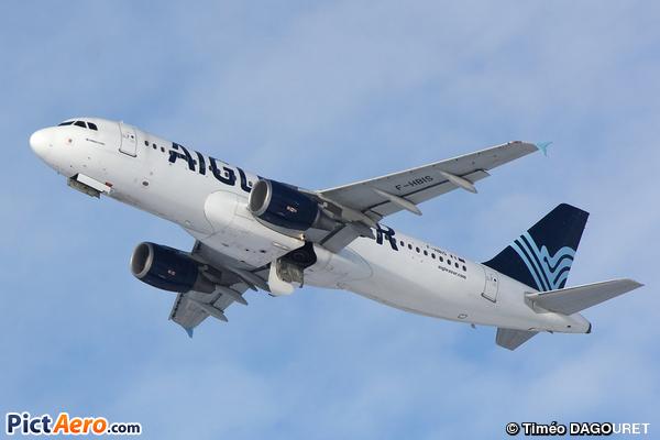 Airbus A320-214 (Aigle Azur)