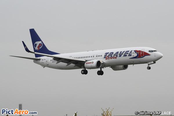 Boeing 737-9GJ/ER (Travel Service)