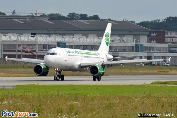 Airbus A319-112 (Germania)