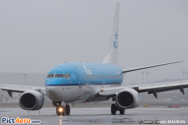 Boeing 737-7K2/W (KLM Royal Dutch Airlines)
