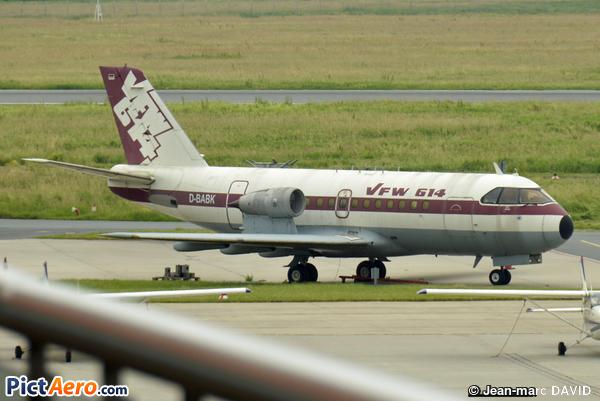 VFW-Fokker VFW-614 (Fokker)