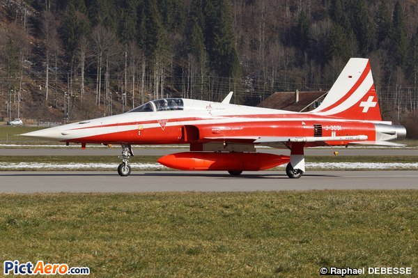 Northrop F-5E Tiger II (Switzerland - Air Force)