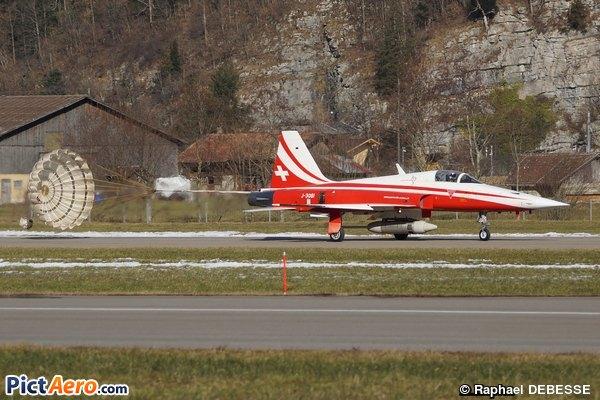 Northrop F-5E Tiger II (Switzerland - Air Force)
