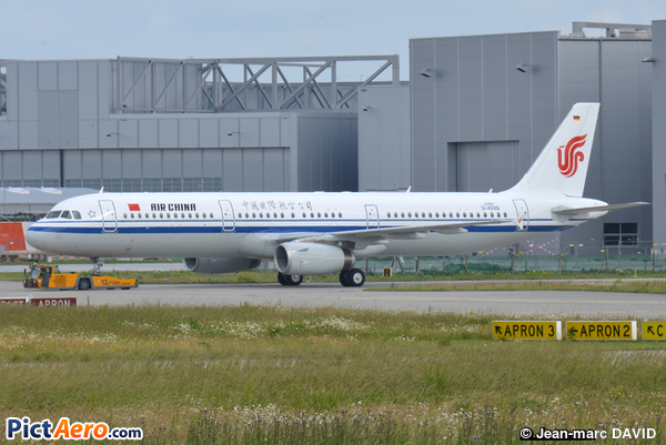 Airbus A321-231/WL (Air China)