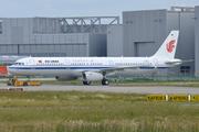 Airbus A321-231(WL) (D-AVXQ)