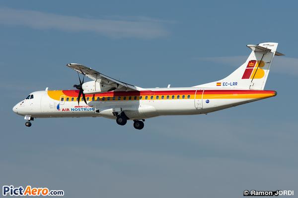 ATR 72-600 (Iberia)