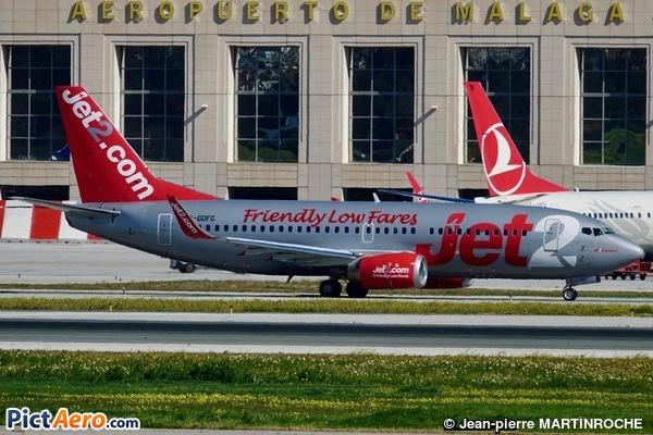 Boeing 737-36Q (Jet2.com)