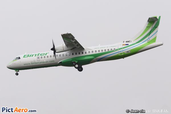 ATR72-600 (ATR72-212A) (Binter Canarias)