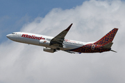 Boeing 737-8GP/WL (9M-LCK)