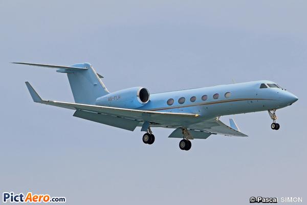 Gulfstream Aerospace G-IV-X Gulfstream G450 (Falcon Aviation Services)