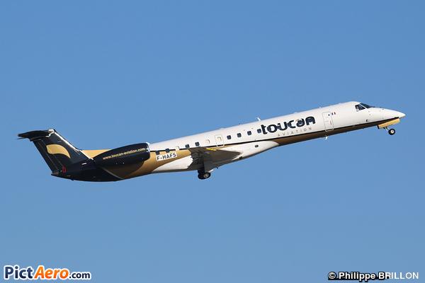 Embraer ERJ-145EP (Enhance Aero Group)