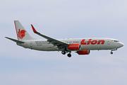 Boeing 737-8GP/WL (PK-LKH)