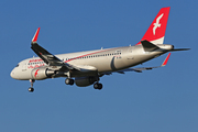 Airbus A320-214/WL (F-WWDO)