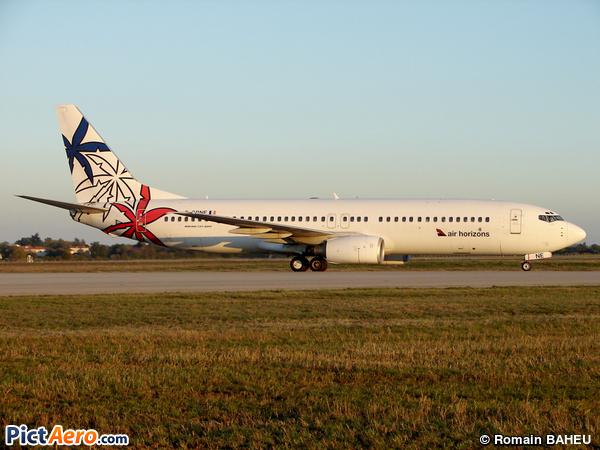 Boeing 737-86J/WL (Air Horizons)