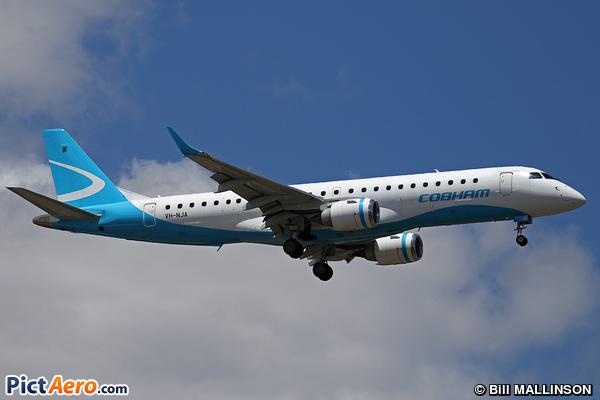 Embraer ERJ-190-100LR 190LR  (Cobham Aviation Services)