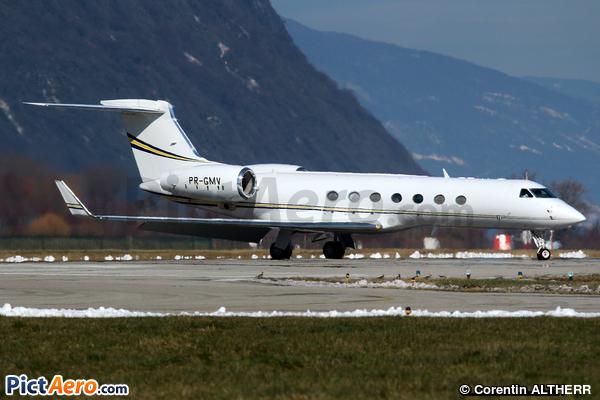 Gulfstream Aerospace G-550 (G-V-SP) (Zapair Administracao de Aeronaves SA)