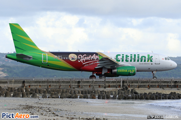 Airbus A320-232 (Citilink Airlines)