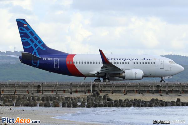 Boeing 737-524(WL) (Sriwijaya Air)