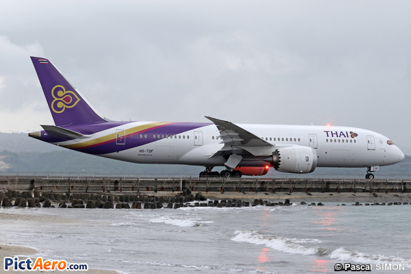 Boeing 787-8 Dreamliner (Thai Airways International)