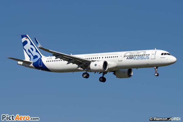 Airbus A321-271N (Airbus Industrie)