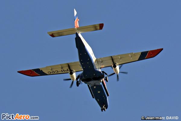 Dornier Do-228-212 (Netherlands - Coast Guard)