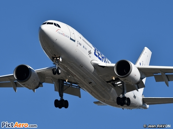 Airbus A310-304 (Novespace/CNES)