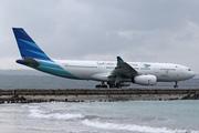 Airbus A330-243 (PK-GPM)