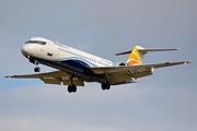 Fokker 100 (F-28-0100) (9A-BTD)