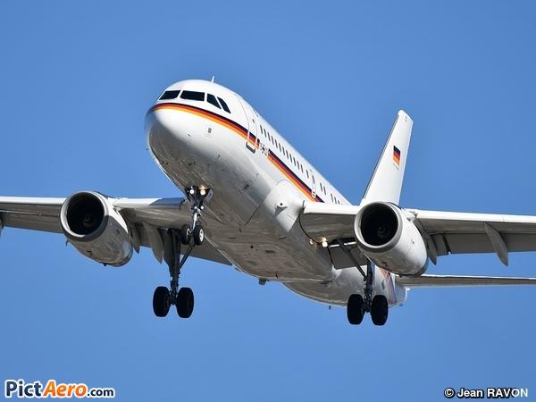 Airbus A319-133X/CJ (Germany - Air Force)