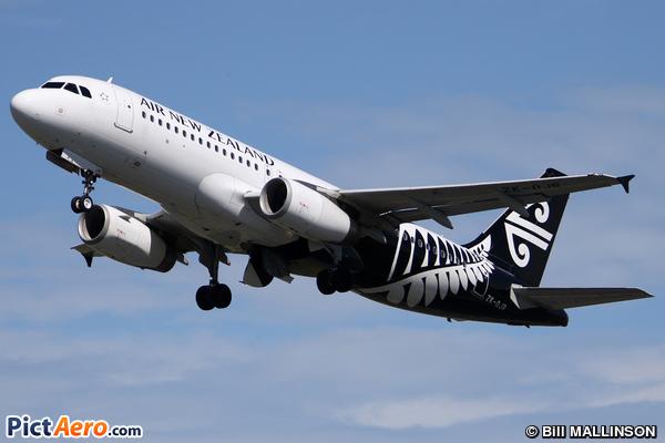 Airbus A320-232 (Air New Zealand)