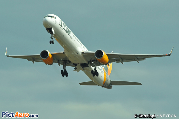 Boeing 757-3CQ (Thomas Cook Airlines)