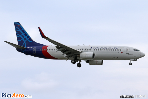 Boeing 737-85P/WL (Sriwijaya Air)