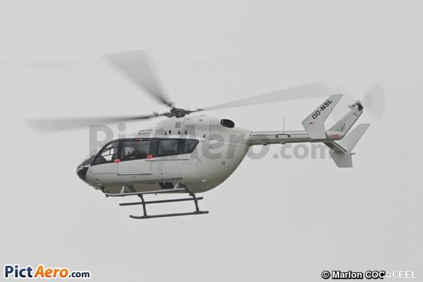 Eurocopter EC-145 C2 (Noordzee Helikopters Vlaanderen (NHV))