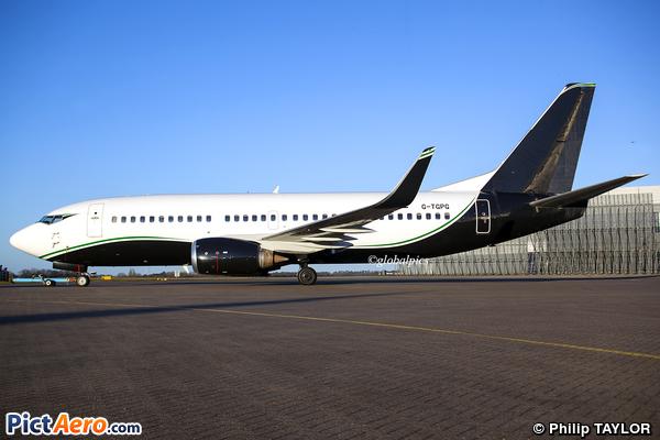 Boeing 737-3Y0/WL (TAG Aviation)