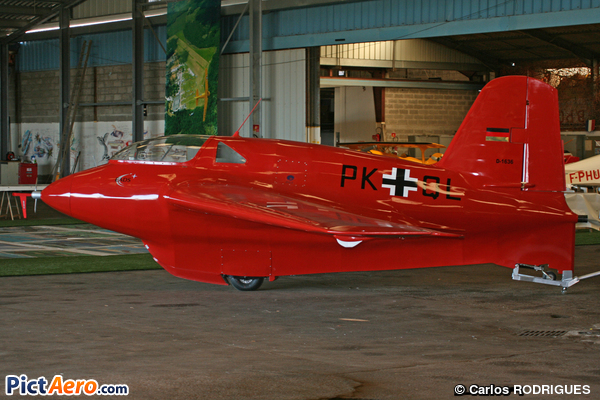 Me 163A-0 Komet (Consortium Européen EADS)