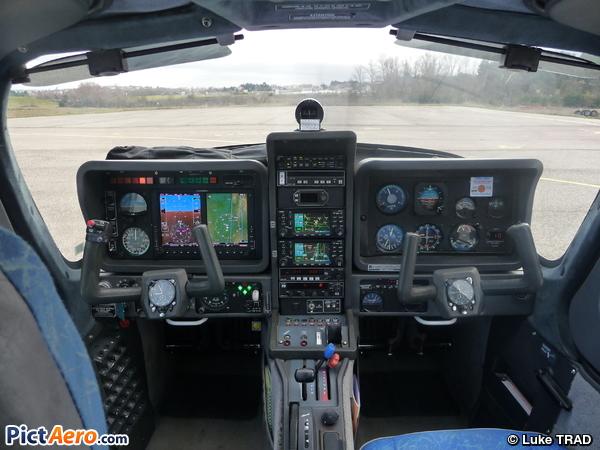 Socata TB-20 Trinidad (France - Ecole nationale de l'Aviation Civile (ENAC))