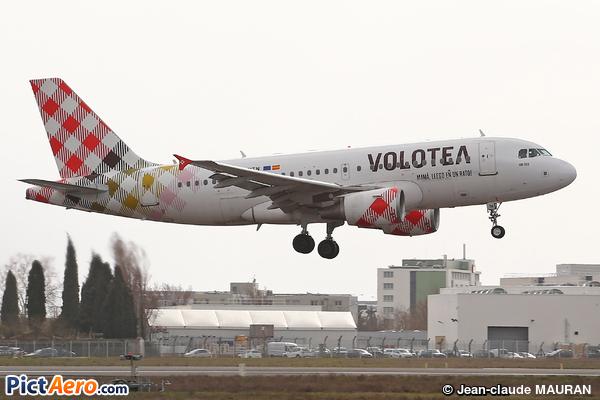 Airbus A319-112 (Volotea)