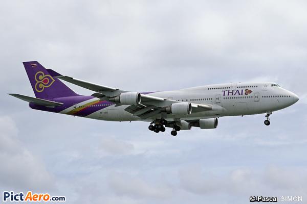Boeing 747-4D7 (Thai Airways International)