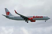 Boeing 737-8GP/WL (PK-LPQ)