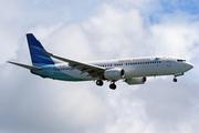 Boeing 737-8U3/WL (PK-GNO)