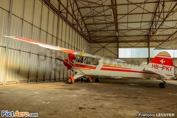 Piper PA-18-150 Super Cub (Private / Privé)