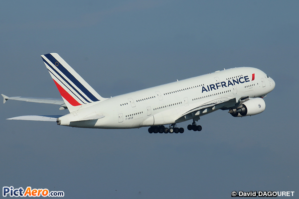 Airbus A380-861 (Air France)