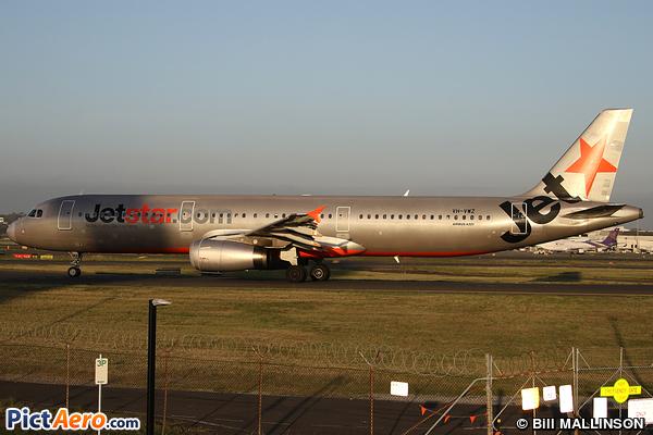Airbus A321-231 (Jetstar Airways)