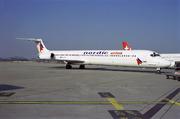 McDonnell Douglas MD-81 (DC-9-81) (SE-DMT)