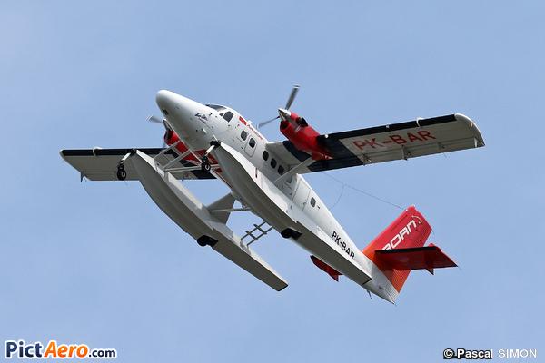 De Havilland Canada DHC-6-400 Twin Otter (Air Born)