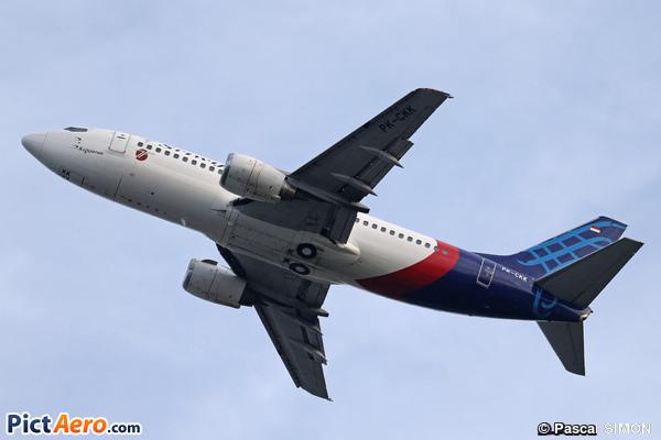 Boeing 737-3L9 (Sriwijaya Air)
