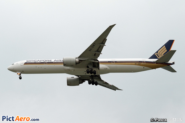 Boeing 777-312/ER (Singapore Airlines)