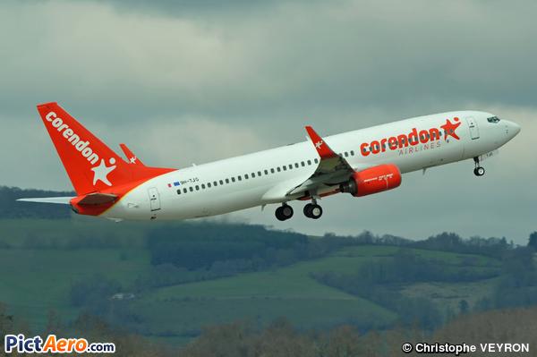 Boeing 737-86J/WL (Corendon Airlines)