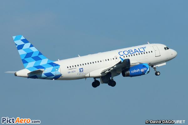 Airbus A319-132 (Cobalt)